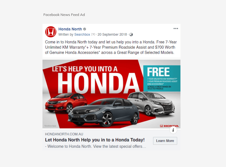 Honda North